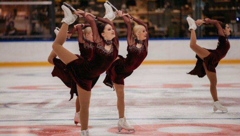 Brīvdienu programma 'Akropolē': ledus šovs 'Alise Brīnumzemē', 'Bermudu divstūris' un citi pārsteigumi