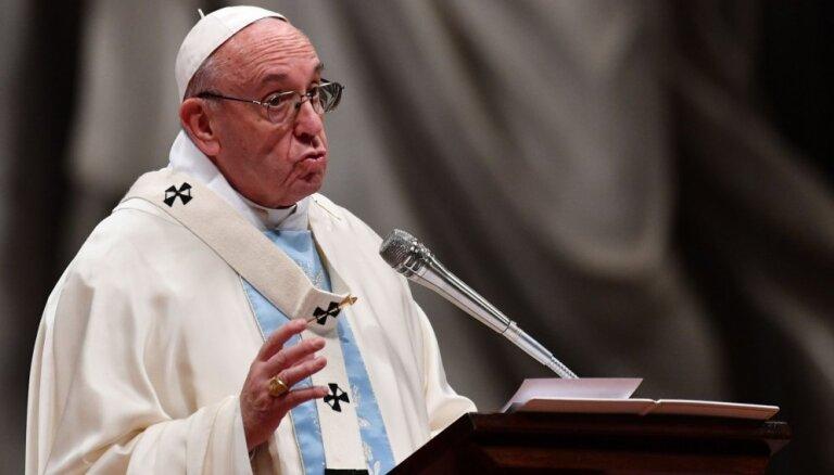Желающих попасть в Аглону на папское богослужение призывают регистрироваться