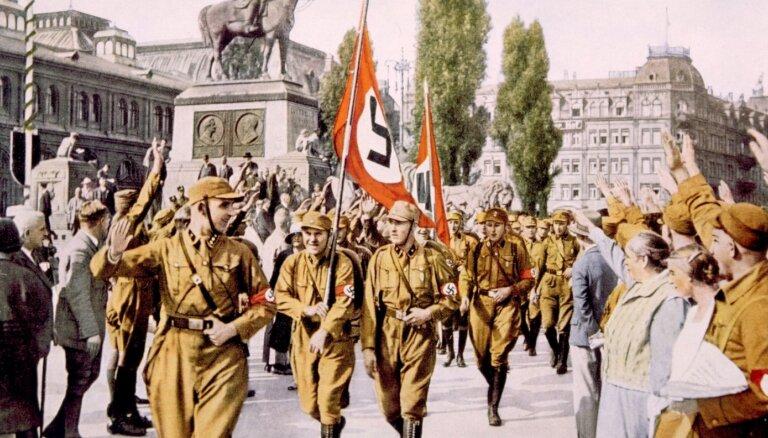 Zīmola stāsts: Kā 'Hugo Boss' radīja nacistu uniformas, kas kļuva par nežēlības vizualizāciju