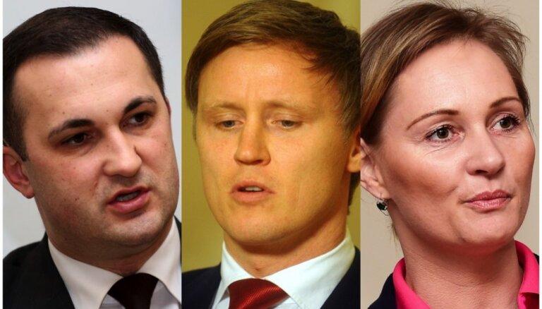 NA iespējamie Rīgas mēra kandidāti ir Naudiņš, Kols un Broka