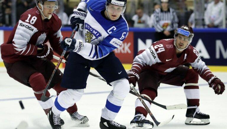 8 от финнов, 14 от канадцев: 15 крупнейших поражений сборной Латвии по хоккею на ЧМ
