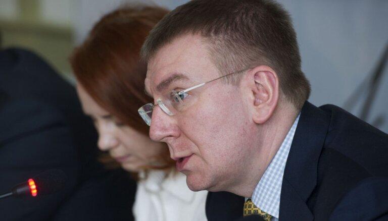 ES dalībvalstu skaits var sarukt – Rinkēviča prognozes un skaidrojumi par Latvijas ārpolitiku