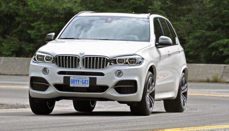 Austrumeiropiešu grupējums Ziemeļīrijā nozog 120 'BMW' un detaļās nosūta uz Latviju