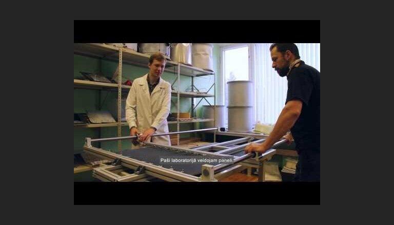 Video: Kā RTU zinātnieki palīdz Eiropas kosmosa aģentūrai būvēt satelītus