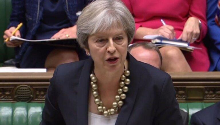 Тереза Мэй согласилась на голосование о новом референдуме по Brexit