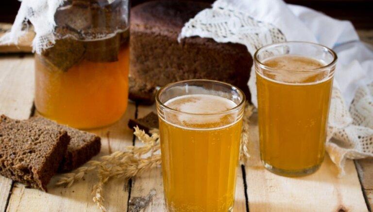 Квас: польза, состав и рецепты приготовления освежающего напитка