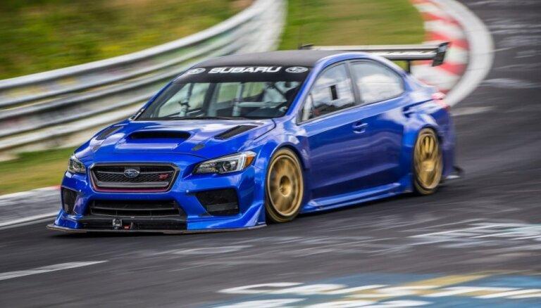 Video: Visātrākais sedans Nirburgringas trasē – 600 ZS 'Subaru'