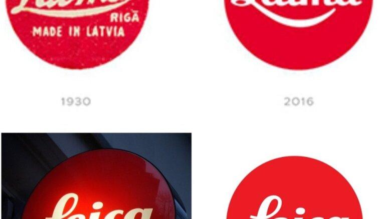 Latvijā populāru logo līdzinieki