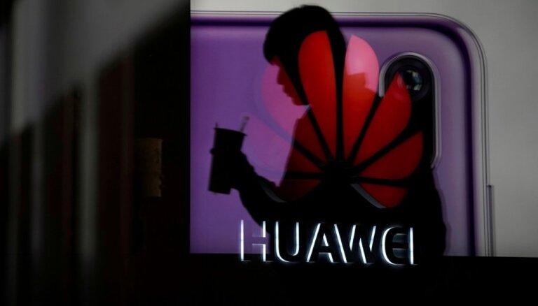 Laikraksts: ASV pret 'Huawei' veic kriminālizmeklēšanu