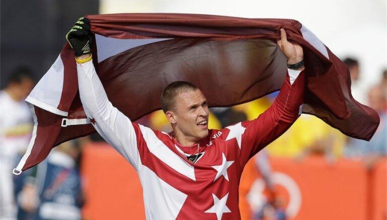 Двукратный олимпийский чемпион Марис Штромбергс завершает карьеру