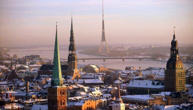 'Spried ar Delfi' par Rīgas Svētā Pētera baznīcas likteni. Pilns ieraksts