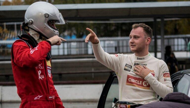 'ABC Race' sezonas noslēgumā otro vietu izcīna Reinis Nitišs
