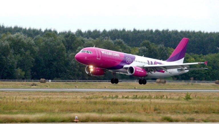 Wizz Air будет летать из Вильнюса на Корфу и в Грузию