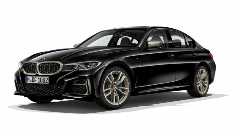 BMW parādījis visjaudīgāko jaunās 3. sērijas versiju