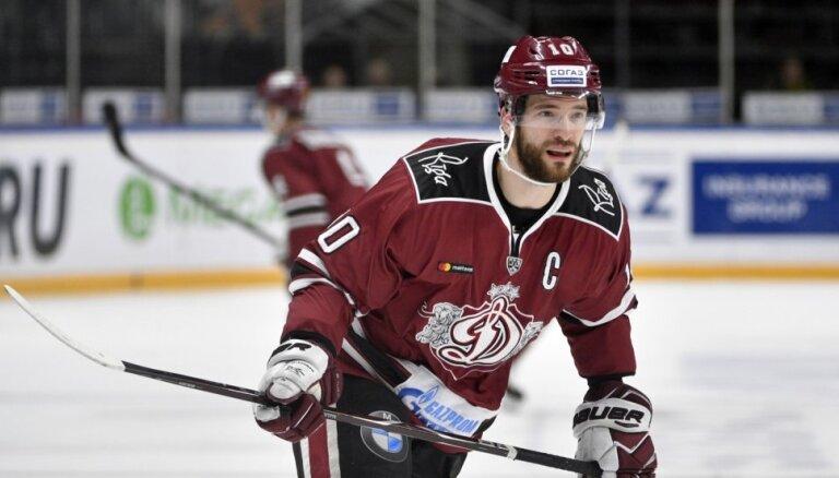 Rīgas 'Dinamo' 35 spēlētāju sastāvā uzsāk gatavošanos jaunajai KHL sezonai