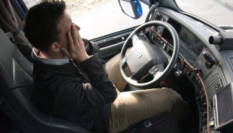 Satiksmes psiholoģe: autovadītāja labsajūta – droša autoparka pamats