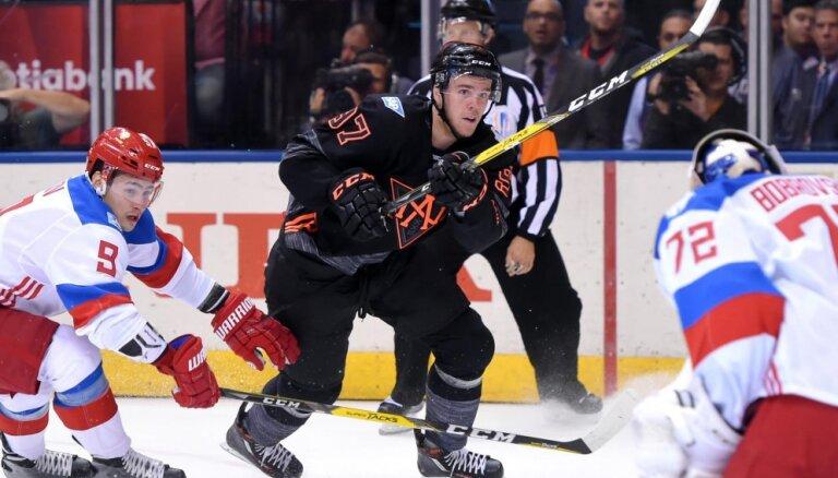 Макдэвид стал самым молодым капитаном в истории НХЛ