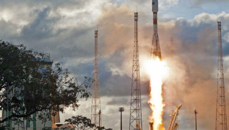 Kosmosā palaists ES satelīts – sākums plašākajai Zemes izpētes programmai