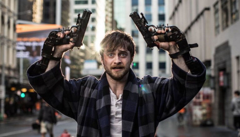 Кинопремьеры недели: человек и автомат, ожившая кукла и трэш-стрелялка