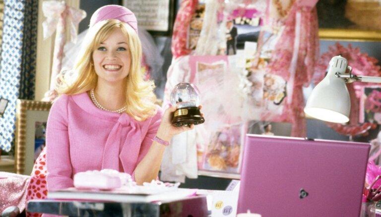 Elle Vudsa jau labākajos gados! Ko sola 'Gudrā blondīne 3'