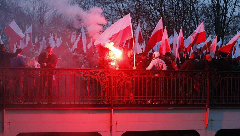 Польские спецслужбы задержали праворадикалов, готовивших теракт