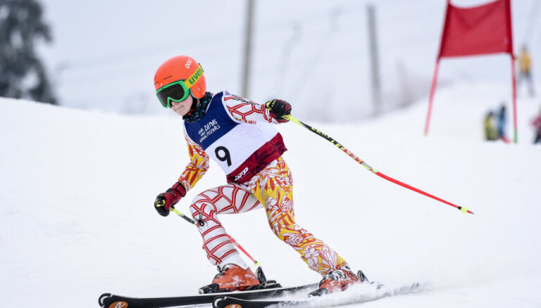 Marta sākumā Ērgļi uzņems Latvijas skolu ziemas olimpisko festivālu