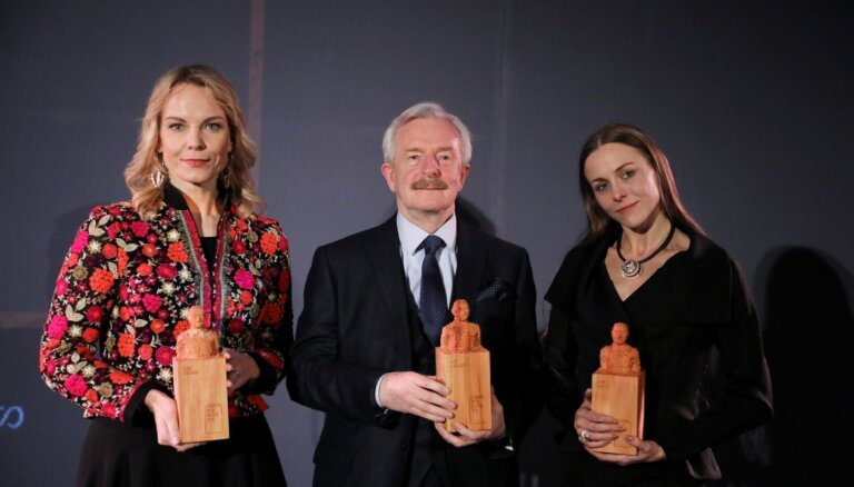 Izcilības balva kultūrā saņēmuši Garanča, Lancmanis un Laudere
