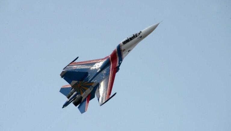 Дежурящие в Балтии истребители НАТО четыре раза сопроводили российские военные самолеты