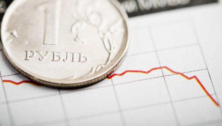 Guardian: обвал рубля серьезно угрожает экономике девяти стран