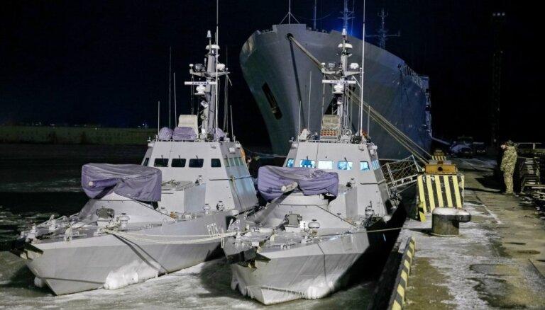 50 Krievijas advokāti izteikuši vēlmi aizstāvēt sagūstītos Ukrainas jūrniekus