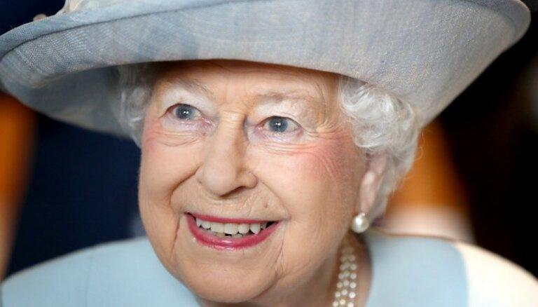 Британская королева сделала первый пост в Instagram