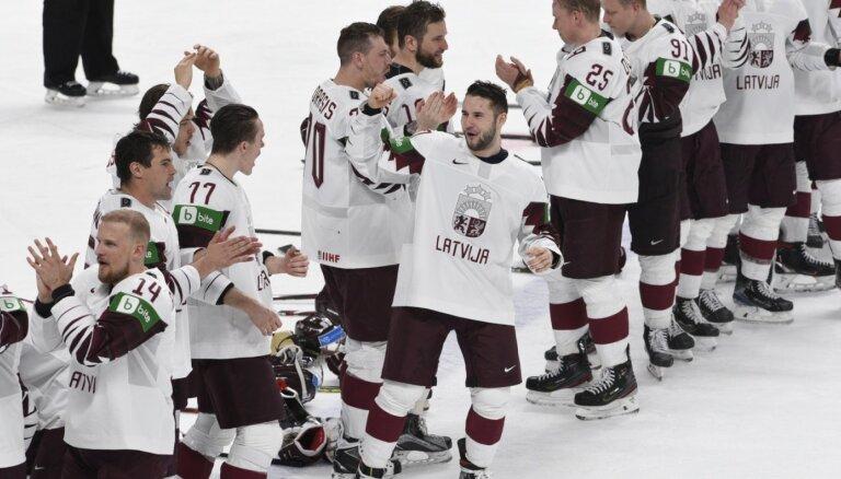 Pasaules hokeja čempionāta organizatori publicē vadlīnijas spēļu apmeklētājiem