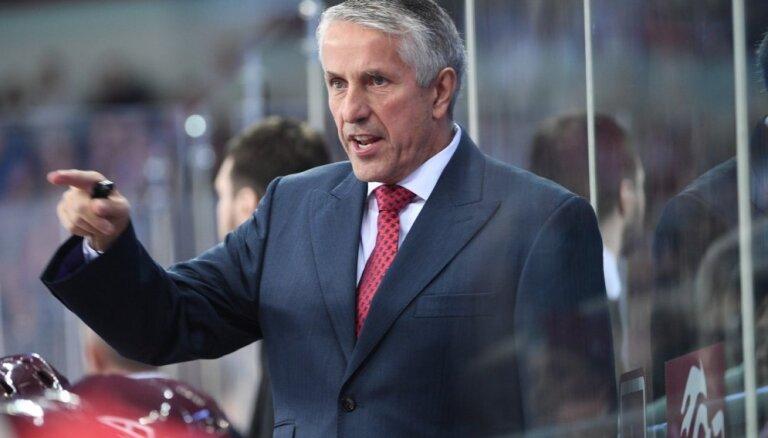Хартли назвал состав сборной Латвии на проверочный турнир в Минске