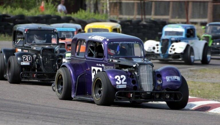 'Riga Summer Race 2014' piedalīsies arī Somijas čempions