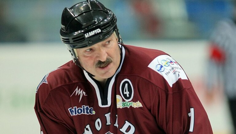 Беларусь отменит визы для латвийцев на время чемпионата мира по хоккею