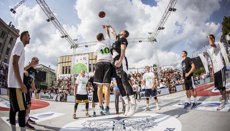 Jau desmito reizi risināsies basketbola svētki 'Krastu mačs'