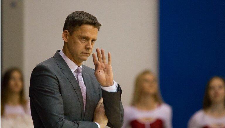 Muižnieks kritizē 'Ventspils' sniegumu mača izskaņā