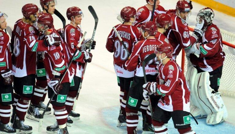 Rīgas 'Dinamo' rīcībā pēc KHL sezonas beigām būs nepilna maiņa spēlētāju, līgums beidzas arī Ābolam