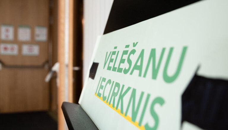 На выборах самоуправлений к 12 часам дня проголосовало 21,5% избирателей