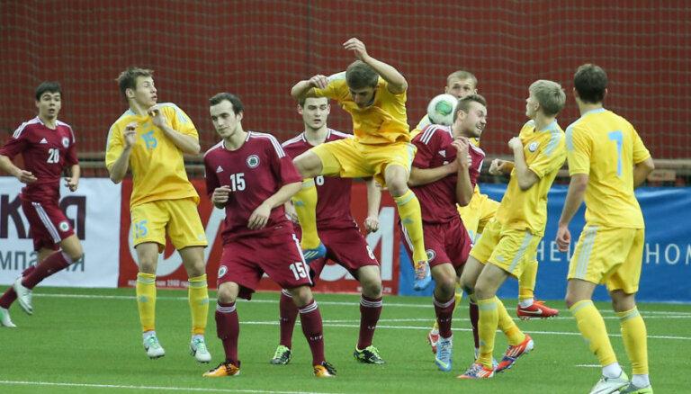 Футболисты Латвии упустили ничью на 5-й добавленной минуте