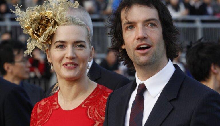 Aktrise Keita Vinsleta savu dēlu nosauc par Lāci