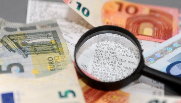 Čeku loterija: pirmā izloze jau augustā; reģistrēti 1,6 miljoni čeku