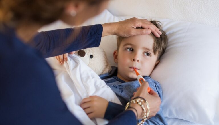 Slims bērns un pastaiga – vai tas ir apvienojams?