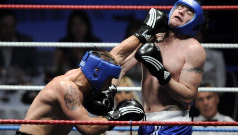 Širokovs uzvar pirmajā hokeja boksa čempionātā 'Icebox'