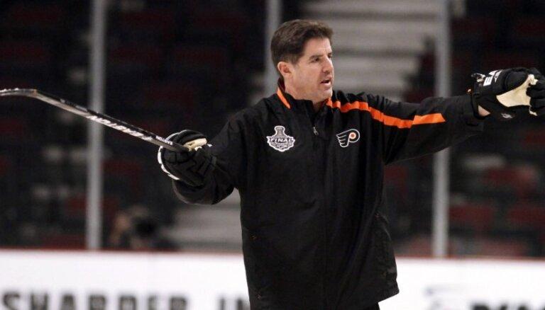 ASV hokeja izlasi pasaules čempionātā vadīs Pīters Laviolets
