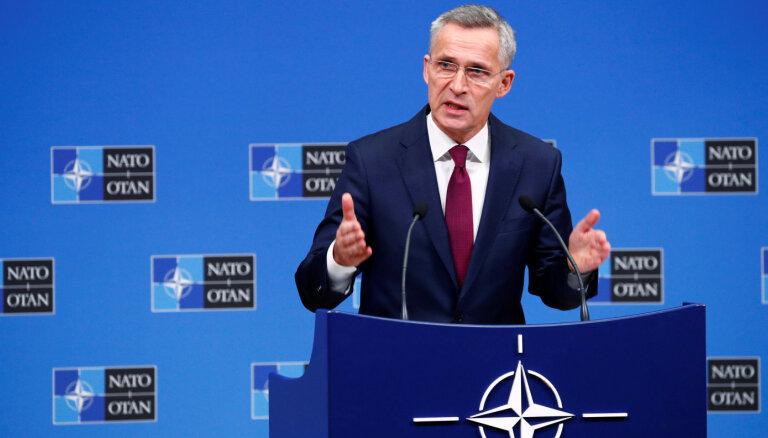 Столтенберг предостерег НАТО от сокращения расходов на оборону из-за кризиса