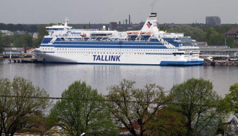 'Tallink' saņēmis valsts garantiju 100 miljonu aizdevumam