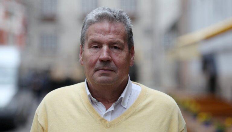 Garnadži nozog Kārļa Leiškalna makšķerēšanas mantību 4000 eiro vērtībā