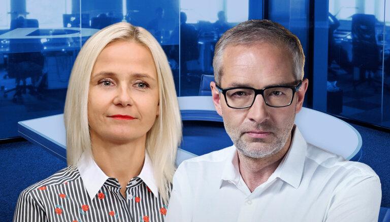 'Delfi TV ar Jāni Domburu' atbildēs FKTK vadītāja amata kandidāte Santa Purgaile