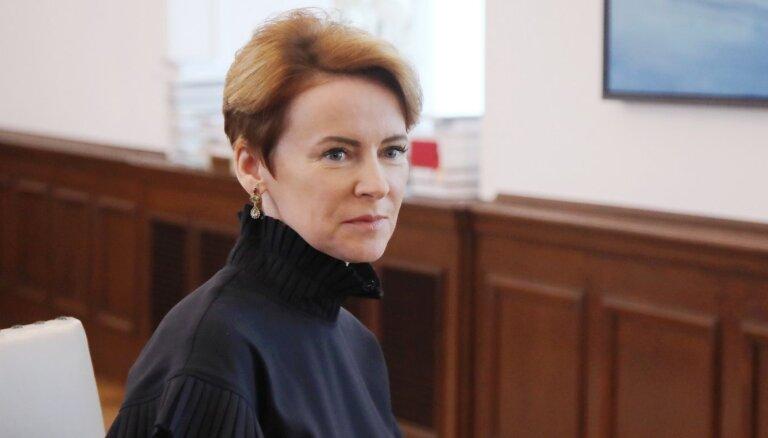 'Iejaucās reālā dzīve'. Intervija ar iekšlietu ministri Mariju Golubevu